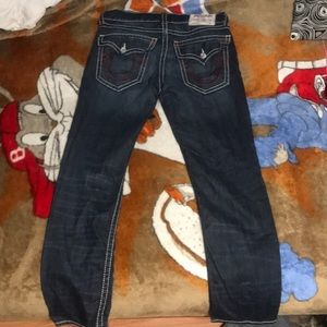 Size 34 True Religion jeans